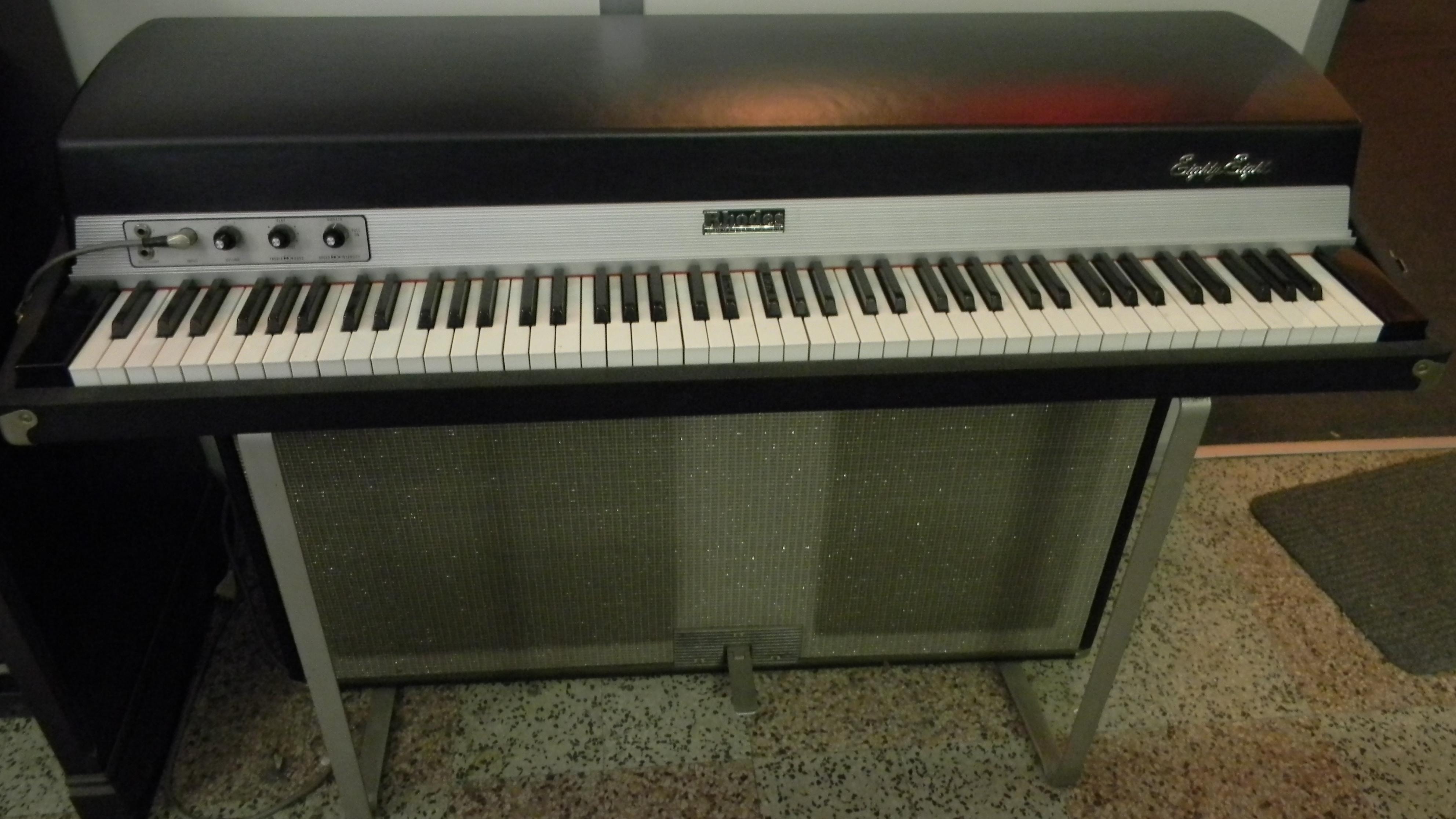 Piano Fender 88 Mark 1
