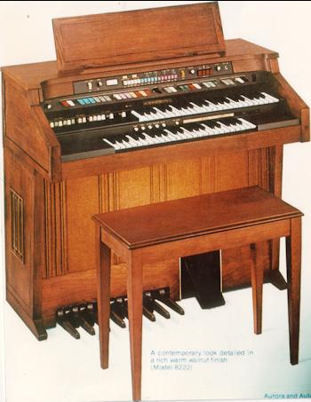 Hammond 8222