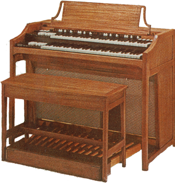 Hammond A105